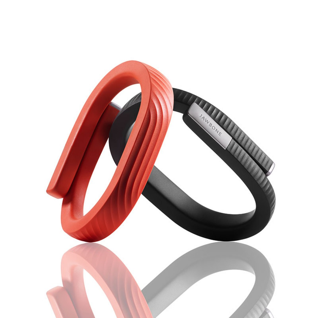 Activity tracker : jawbone up 24
