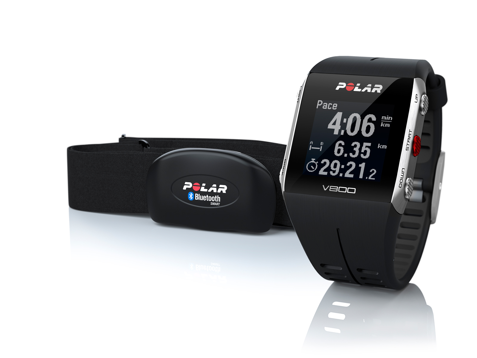Activity Trackers: Polar V800 review: Tempting for triathletes