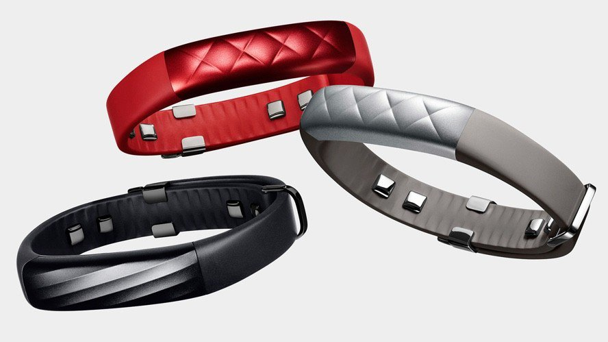 Jawbone UP3 v Fitbit Charge