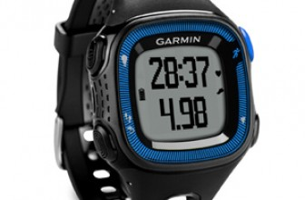 Garmin Forerunner 15 – A great watch for the casual runner