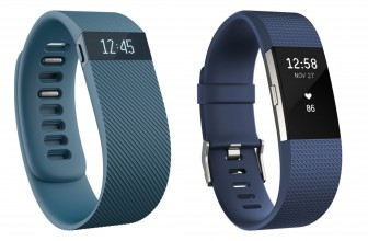 Fitbit charge vs charge 2 Comparison
