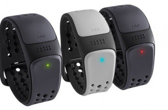 Activity Trackers: review MIO Link
