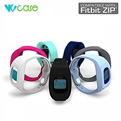WoCase ZipBand Fitbit Zip Accessory Wristband Bracelet Collection (2016 Lastest Version, Secured, Lost Proof) for Fitbit Zip Activity and Sleep...